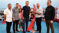 Başkan Seçer, Muaythaı Şampiyonlarının Buluştuğu Geceye Katıldı