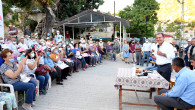 Başkan Seçer, Silifke'nin Kırsal Mahallelerinde Vatandaşlarla Buluştu