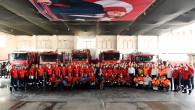 Başkan Seçer'den Sel Ve Yangınlarda Canla Başla Çalışan Personele 'Teşekkür Belgesi'