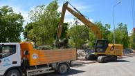 Büyükşehir'den Tarsus Kaleburcu Deresi'nde Kapsamlı Çalışma