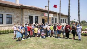 Ata'nın Mirası Gazi Çiftliği Ziyaretçilerini Ağırlamaya Devam Ediyor