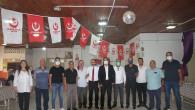 Büyük Birlik Partisi Tarsus 'ta Kongresi Yapıldı