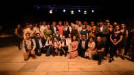Mersin Büyükşehir Şehir Tiyatrosu, Torbalı Metropolis Tiyatro Festivali'nin Açılışını Yaptı