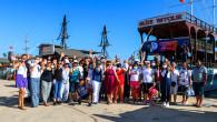Özel Bireyler, Hem Su Altında Hem De Üstünde Zafer Bayramı'nı Kutladı