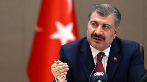 Sağlık Bakanı Fahrettin Koca, vaka sayıları en çok artan illeri sıraladı