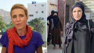 Dünyanın konuştuğu karedeki CNN muhabiri ilk kez konuştu: Taliban'dan önce de başörtüsü takardım