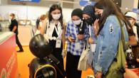Toroslar Belediyesi'nin Standında Teknolojik Misafir