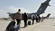 """Kabil'deki 200'ü aşkın Türk vatandaşı için """"uçan kale"""" ile tahliye operasyonu gerçekleşti"""