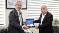 Başkan Bozdoğan'dan İl Emniyet Müdürü Aslan'a Ziyaret