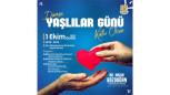 Tarsus Belediyesi Yaşlılar Gününe Özel Etkinlikler Düzenliyor