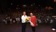 Başkan Seçer, 14. Karaduvar Tarım, Balıkçılık Ve Çevre Festivali'ne Katıldı