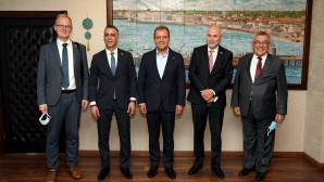 Çek Cumhuriyeti Ankara Büyükelçisi Pavel Vacek'ten Başkan Seçer'e Ziyaret