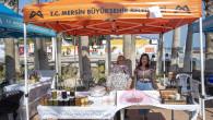 El Sanatları Ustaları Ve Kadın Üreticiler Büyükşehir'in Stantlarında Buluştu