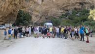 Kadınlar Ve Çocuklar Kayacı Vadisi'nde Doğanın Ve Suyun Tadını Çıkardı