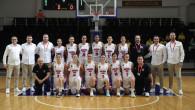 Mersin Büyükşehir Kadın Basketbol Takımı Çeyrek Finalde