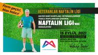 Mersin Büyükşehir'den 'Veteranlar Naftalin Ligi'