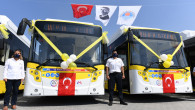 Mersin Büyükşehir'in Alacağı Cng'li 100 Yeni Otobüs İçin Saha Çalışmaları Tamamlandı