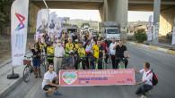 Mersin'de Pedallar Daha Fazla Hareket İçin Çevrildi