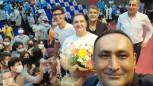 Toroslar'da Avrupa Hareketlilik Haftası, Milli Sporcularla Renklendi