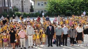 Başkan Yılmaz, Yeni Eğitim Öğretim Yılının Açılışında Öğrencileri Yalnız Bırakmadı