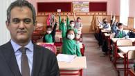 Milli Eğitim Bakanı Mahmut Özer okulların kapanacağı iddialarına yanıt verdi: Vaka sayıları artsa da artık okulları kapalı tutma gibi bir lüksümüz yok