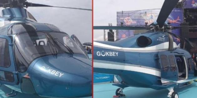 Nefes kesen gösteri! Gökbey helikopteri Teknofest'e özel uçuş gösterisi gerçekleştirecek
