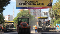 Büyükşehir, 20 Yıldır Yama İçindeki Limonluk Mahallesi 9. Cadde'yi Asfalta Kavuşturdu