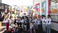 Başkan Seçer, 11 Ekim Dünya Kız Çocukları Günü'nde Kreşteki Miniklerle Buluştu