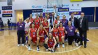 Büyükşehir Gsk Kadın Basketbol Ekibi Fenerbahçe Gelişim'i 61-51 Yendi
