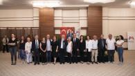 Büyükşehir, Yumuktepe Höyüğü'nün Kazı Başkanı Isabella Caneva Onuruna Veda Etkinliği Düzenledi