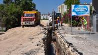 Meski, Mersin'e Daha Temiz Mahalleler Kazandırmaya Devam Ediyor